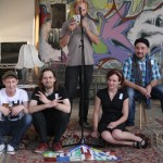 Poetry Slam - Stadtteilfest 2014