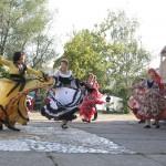 Buntes Farbenspiel - Stadtteilfest 2014