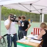 Medienprojekt im Rahmen des Nordstadt-Cups 2015