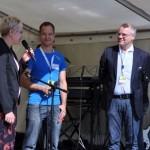 Eröffnung Stadtteilfest 2015