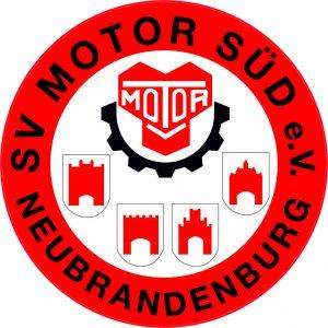 SV MOTOR SÜD e.V. - Logo neu -9cm- (ohne Gelb)