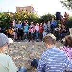 Musikalische Grüße der Kranichschule