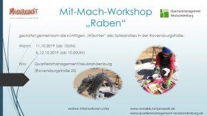 Mit-Mach-Workshop